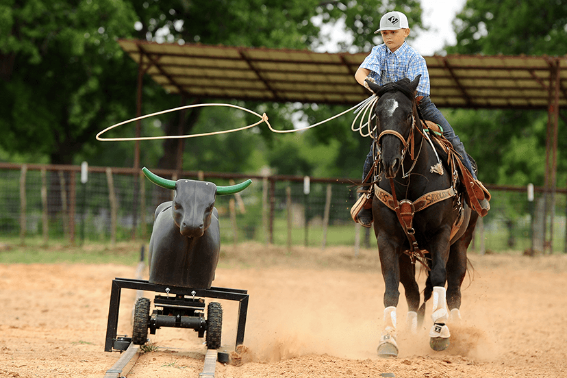 roping practice equipment (Credit: Lone Wolf Photography)