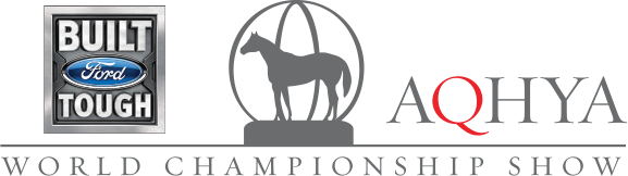 Built Ford Tough AQHYA World Championship Show logo