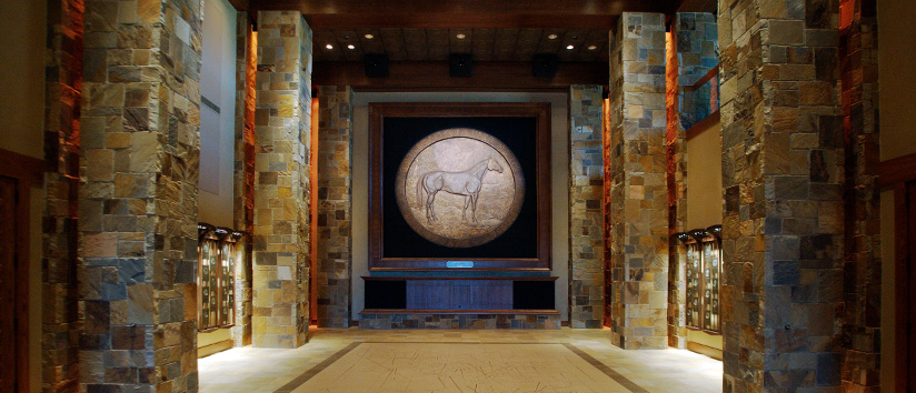 Grand Hall, Hall of Fame & Museum, American Quarter Horse Foundation, American Quarter Horse Hall of Fame & Museum