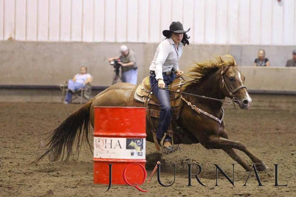 the art of barrel racing part 3