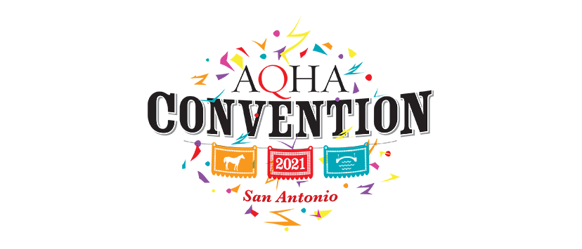 2021 AQHA Convention logo