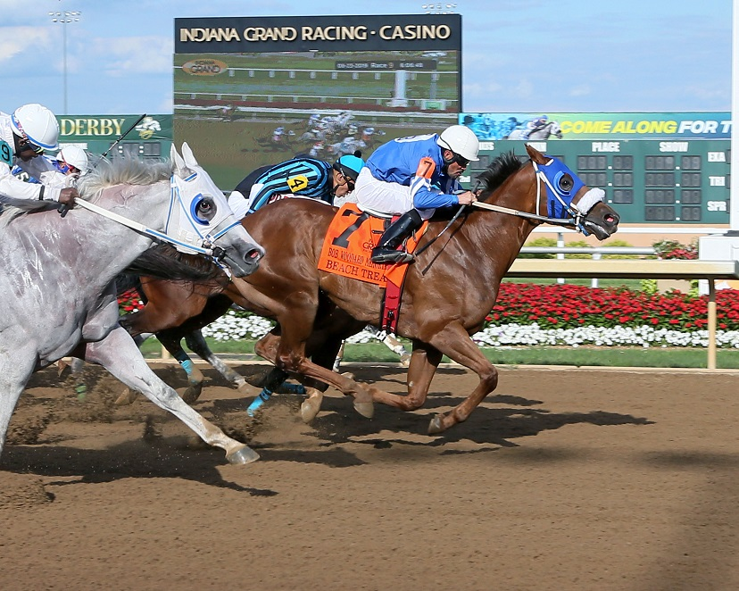 Beach Treat 2019 Bob Woodward Memorial Stakes