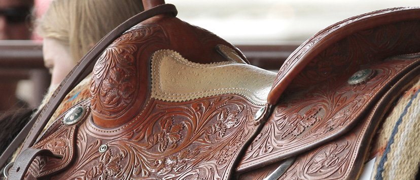 caring for tack western saddle (Credit: Journal)